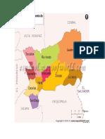 Mapas de Guatemala