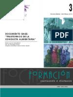 Trastornos de La Conducta Alimentaria FOCAD Rosa Calvo