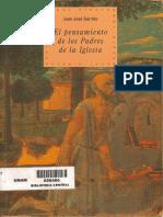 El Pensamiento de  Los Padres de La Iglesia - Garrido.pdf