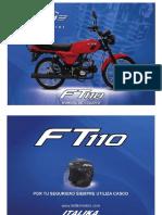 manual italika