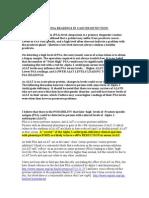 False Psa Readings in Cancer Detection