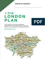 New London Plan December 2017