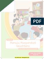 Buku Guru Kelas 6 Tema 6 Revisi 2018