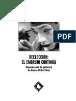 El embrujo Autoritario La reeleción .pdf