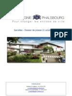 Dossier de Presse Compagnie de Phalsbourg Sarcelles[1]