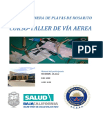 Manual Curso via Aerea