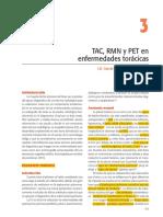 Libro Neumología de Neumosur. Capítulo 3. Tc. Rm. Pet.