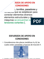 ESFUERZOS DE APOYO EN CONEXIONES.pptx