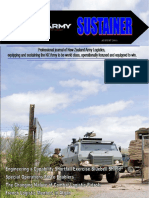 Army Sustainer August 2011
