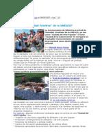 """Villarrica, ¿""""Ciudad Creativa"""" de la UNESCO?"""