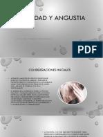 Ansiedad y Angustia