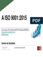 A ISO 9001-2015 (Sem_Qualidade)