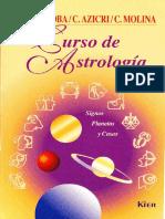 Alcoba Azicri - Curso de Astrología Tomo I