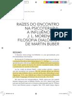 Influencia Moreno Buber