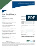 Solar Grey 20 Exterior 1