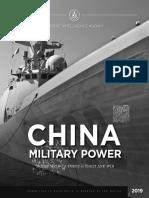 China Military Power 2019