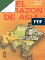 El corazón de Asia - Nikolái Roerich