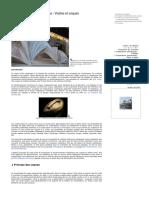 Configurations Géométriques - Voûtes Et Coques