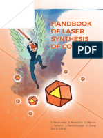 handbook of laser synthesis of colloids