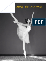 Breve historia de la danza