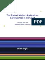 Sumo Logic White Paper Modern Apps 2018
