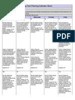 long term planning calendar  1