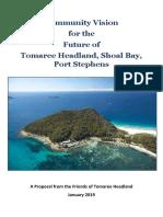 Tomaree Headland Future