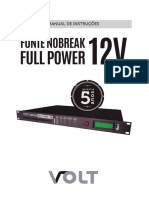 nobreak full power 12v