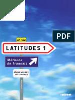 Latitudes-Livre