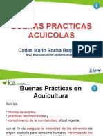 Buenas Practicas Acuicolas