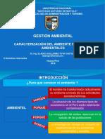 Clase 1 Gestión Ambiental-2018-II