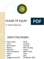 Presentasi Kasus Finger Tip Injury