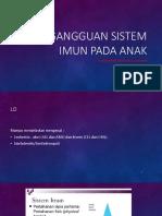 Gangguan Sistem Imun Pada Anak (Lin)