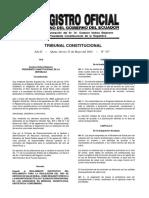 Reglamento Sustitutivo de La Rural 2001