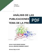 Analisis de Las Publicaciones en El Tema de La Presbicia ARGUDO SEGURA ALBA