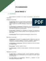 PROGRAMACIÓN 2º BH 2010-11