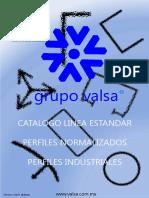 Aluminio Catalogo Industrial Nacional Valsa