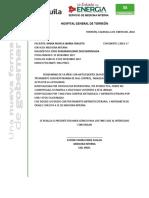 Resumen Clinico Maria Mayela
