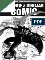 Aprende a Dibujar Comic 09 (Espanol, Cbr) Por Hunterarg - Desconocido