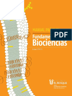 Manual Fundamentos de Biociencias 2018-2