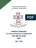 Proyecto Educativo Red Sjc