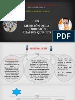 Analisis Quimico DE LA CORROSIÓN