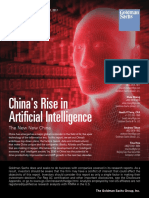 China Rise on AI