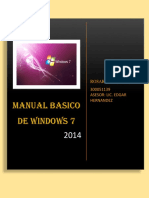 Manual básico windows 7