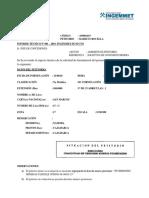 Informe Tecnico de Petitorio Minero Marilyn Rocella