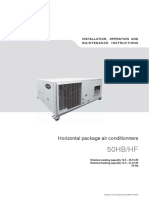 Installation Operation Manual 50HB HF 55 160 1