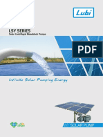Lubi Solar Surface Pump (LSY)