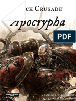 Black Crusade Apocrypha