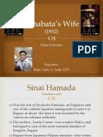 Tanabata's Wife REPORT