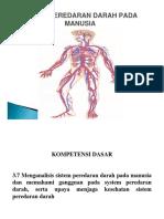 PPT Sistem Peredaran Darah